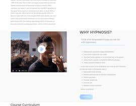 #46 for Empowering Landing Page redesign, help people be best version of themselves by masternet