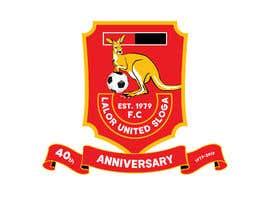 #70 για 40th Anniversary Logo - Lalor United FC από rokonranne