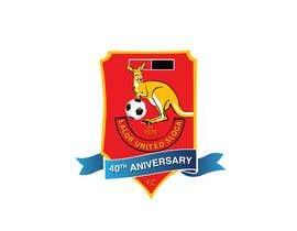 Číslo 38 pro uživatele 40th Anniversary Logo - Lalor United FC od uživatele JubairAhamed1