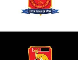 Číslo 55 pro uživatele 40th Anniversary Logo - Lalor United FC od uživatele JubairAhamed1
