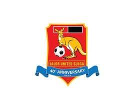 Číslo 57 pro uživatele 40th Anniversary Logo - Lalor United FC od uživatele JubairAhamed1