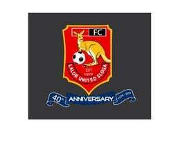 Číslo 61 pro uživatele 40th Anniversary Logo - Lalor United FC od uživatele HasinaK