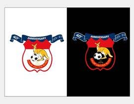 Číslo 50 pro uživatele 40th Anniversary Logo - Lalor United FC od uživatele TaAlex