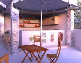 #56 para Make 3d renderings for a small vegan/bar restaurant. por IliusSagar
