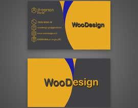 """#29 for create logo & Business Card for """"WooDesign"""" af mdsabbirhossain5"""