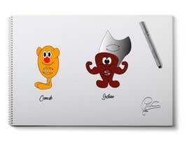 """#61 для Design two """"cartoon-super-hero-funny"""" characters от psilvm00"""