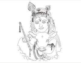 #22 untuk Line vector of Indian Gods from reference Photos using Adobe Illustrator oleh dulhanindi