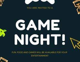 #4 para Game night invitations por chicville