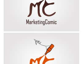 #63 para Logo Design for a website related to Marketing por maxindia099