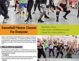 #38 for Flyer for dance fitness class by imtiazimti