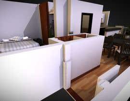 #13 для Floorplan for luxury vacation apartment от godoybozoyolimar