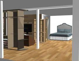 #22 для Floorplan for luxury vacation apartment от TheresaSuen