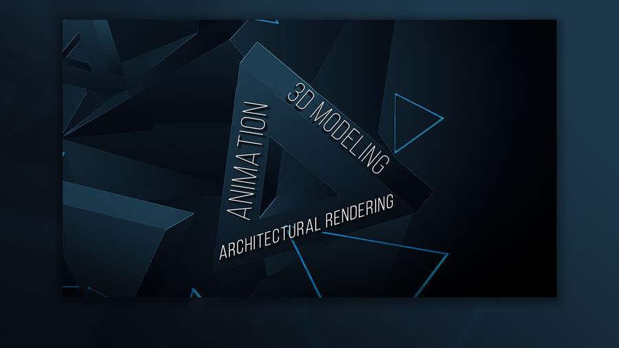 """Intrarea #3 pentru concursul """"1600x900 resoution graphic/poster design- 3D Theme"""""""