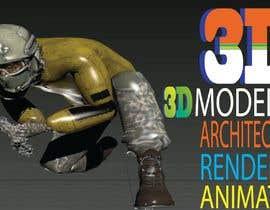 #2 pentru 1600x900 resoution graphic/poster design- 3D Theme de către khamarpara1216