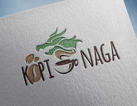 #15 for Make me a logo - Kopi Naga (Indonesian of Dragon Coffee) af bangichaal