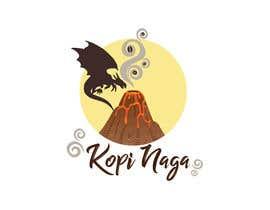 #27 for Make me a logo - Kopi Naga (Indonesian of Dragon Coffee) af SwagataTeertho