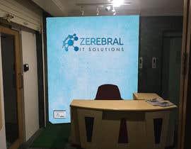 Nro 52 kilpailuun Reception area backdrop design käyttäjältä shorna99