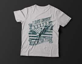nº 22 pour We Need a T-Shirt Design - Patriotic Theme par Exer1976