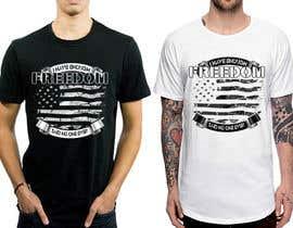 nº 13 pour We Need a T-Shirt Design - Patriotic Theme par feramahateasril
