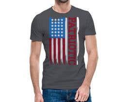 nº 24 pour We Need a T-Shirt Design - Patriotic Theme par sajeebhasan0011