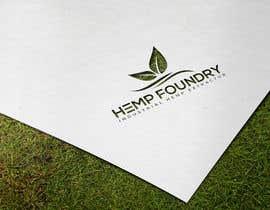 #236 untuk Logo for Hemp Foundry - Industrial Hemp Extractor Manufacturer oleh jearinakter4