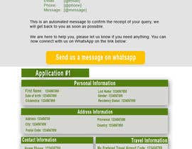 #27 for Email template by Monjilalamia