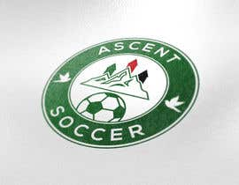#103 for Design a logo for CNN featured soccer Academy af DONE63