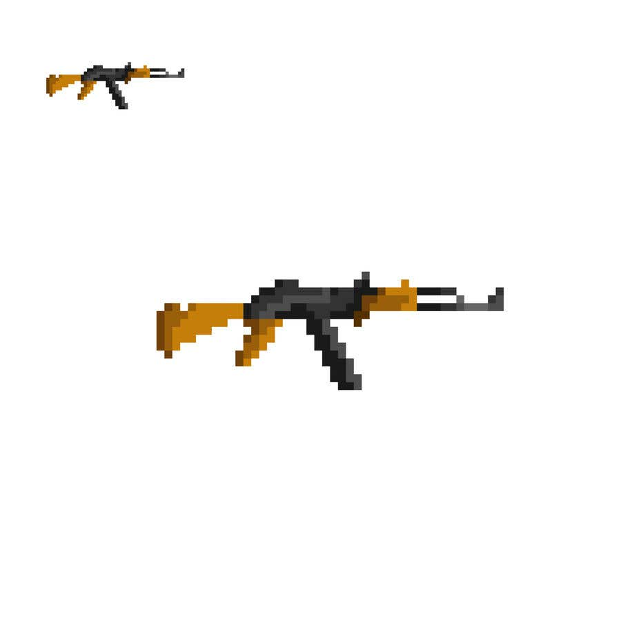 Contest Entry #7 for Create some pixel art for a turn-based strategy game