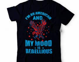 nº 36 pour We Need an Original Design for a T Shirt - Patriotic theme - Guaranteed Contest par hseshamim9