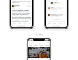 #32 cho Create mockups for Story Telling Mobile App bởi jeniroxy