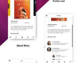 #23 cho Create mockups for Story Telling Mobile App bởi meemaw1