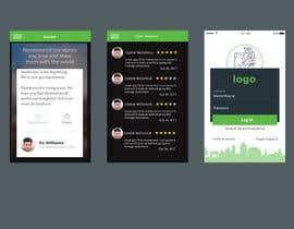 Nro 4 kilpailuun Create mockups for Story Telling Mobile App käyttäjältä wurfel