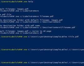 #24 для Command Line C#.NET program to convert PNG files into a single PDF File от thedeveloperguy
