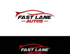 #82 для Fast Lane Automotive Logo Design от taseen86