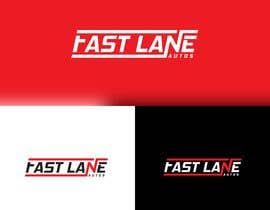 #94 для Fast Lane Automotive Logo Design от Design4cmyk