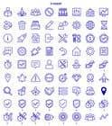 Graphic Design Kilpailutyö #37 kilpailuun Build me a new suite of Icons