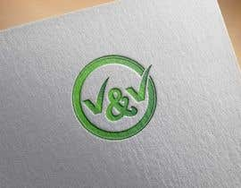 "#79 для Need logo for ""V&V"" where the Vs are like ticks, looking for something to suit business market от asifabc"