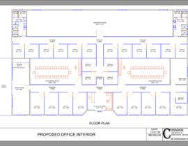 #20 for Design an Office Building Floorplan by designershra