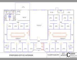 #32 for Design an Office Building Floorplan by designershra