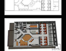 #28 for Design an Office Building Floorplan by EstebanGreen
