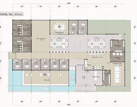 #30 for Design an Office Building Floorplan by Yuyou39