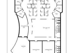 #25 for Design an Office Building Floorplan by Archial