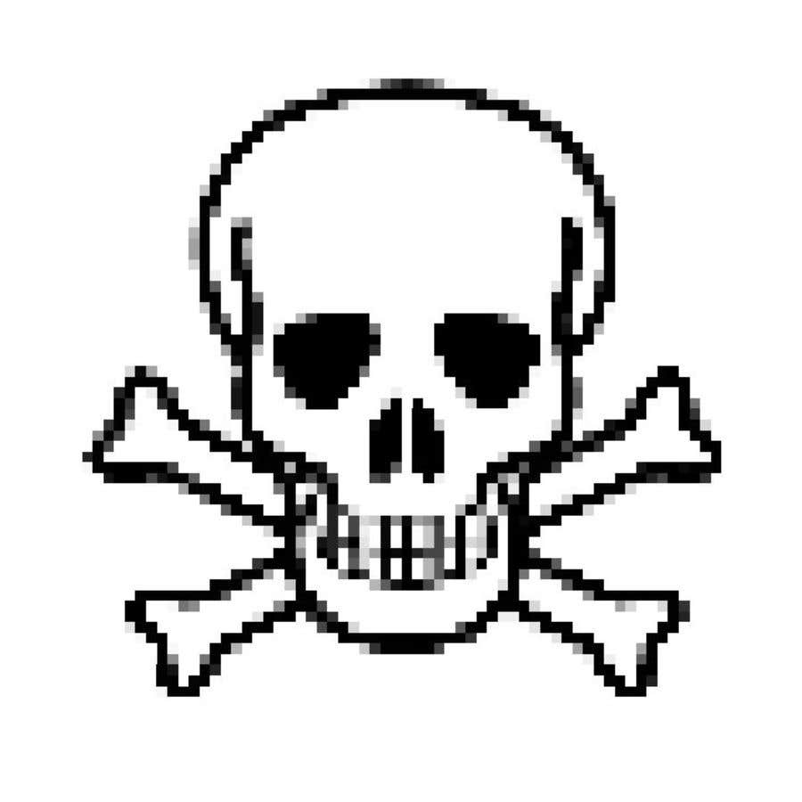 Penyertaan Peraduan #60 untuk A pixel art type picture
