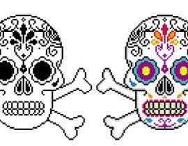 #103 untuk A pixel art type picture oleh fecarroz