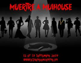 #41 for Design a poster for a murder dinner by anilabaloch