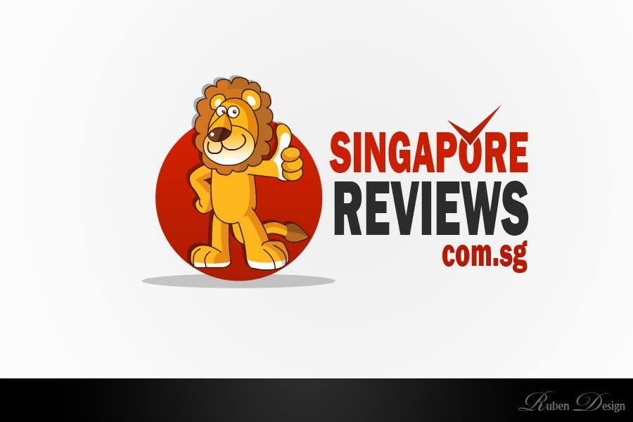 Contest Entry #                                        137                                      for                                         Logo Design for Singapore Reviews