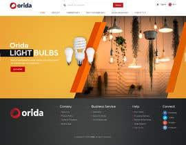 #39 for Design website UX/UI af saidesigner87