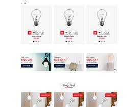 #7 for Design website UX/UI af Baljeetsingh8551
