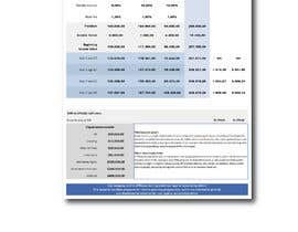 #107 for Redesign an Excel Spreadsheet af Ortimi2020
