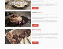 #109 для Food reviews Website от mdbelal44241
